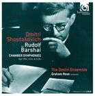Dmitri Shostakovich: Chamber Symphonies Opp. 49a, 110a, 118a (arr. Rudolf Barshai) (CD, May-2015, Harmonia Mundi (Distributor))