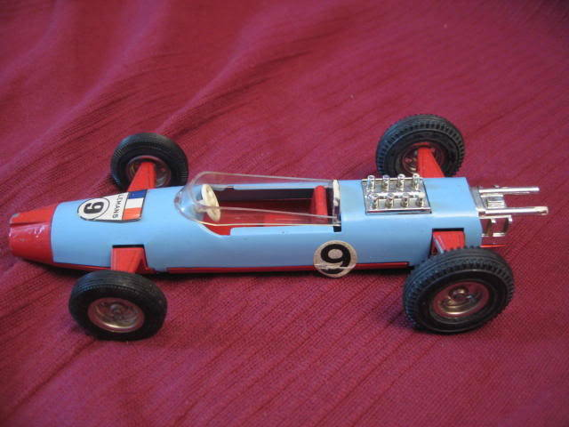 TRIANG MINI HI WAY Monoplace Formule Le Mans 1968 Formule Monoplace racing car Hi-way voiture 0c78af
