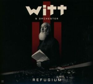 JOACHIM-WITT-REFUGIUM-DIGIPAK-CD-NEW