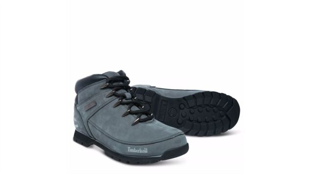 4dae6a05498 TIMBERLAND EURO SPRINT HIKER GREY IRIS MENS A17K3 UK 7-11