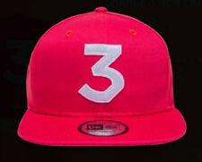 """SOLD OUT - Official Chance the Rapper """"Chance 3"""" New Era Hat [Salmon] IN HAND"""