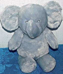 Baby Diskret Carters Kind Meine Elefant 22.9cm Plüsch Babyrassel Grau Crinkle Ohren Weich Auf Der Ganzen Welt Verteilt Werden