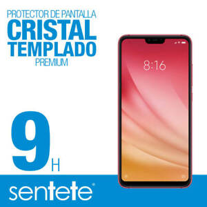 Sentete-Xiaomi-Mi8-Lite-Protector-de-Pantalla-de-Cristal-Templado-PREMIUM