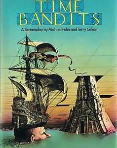 TIME-BANDITS-A-Screenplay-Script-Michael-Palin-Terry-Gilliam-1981-FREE-POSTAGE