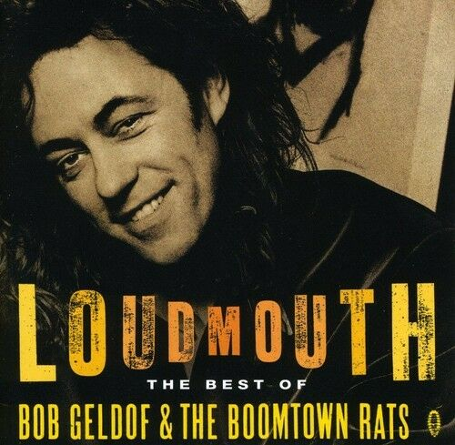 1 of 1 - The Boomtown Rats, Bob Geldof & Boomtown Rats - Loudmouth: Best of [New CD]