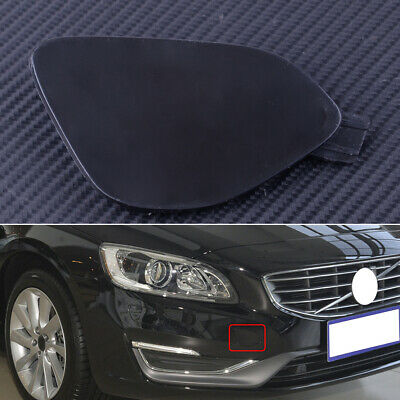 Front Bumper Tow Hook Eye Cover Left Driver For Porsche Cayenne 2011 to 2014 New
