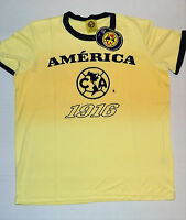 Aguilas Del America america 1916 Men's Muscle T-shirt Sz L Officially Licensed