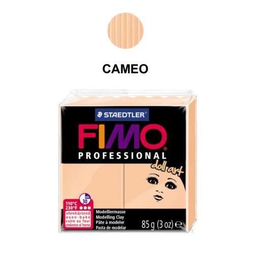 """Original FIMO® Professional /""""Doll Art/"""" Ofenhärtende Modelliermasse 85g oder 454g"""
