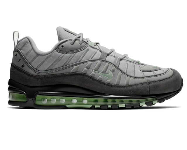 Nike Air Max 98 640744 011 Baskets Homme Gris Gym Chaussures De Course Baskets