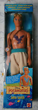 Barbie Disney Mattel Colletor John Smith a. Ken Pocahontas Sammlung NRFB