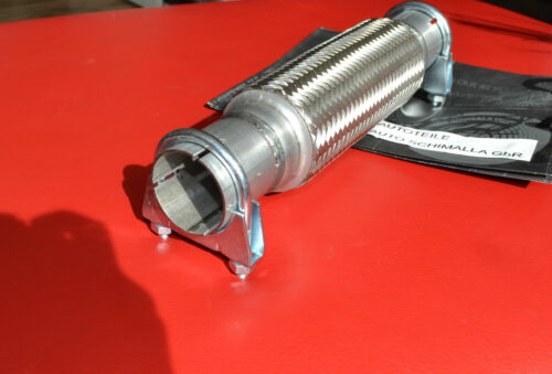 Flexrohr*Montage ohne Schweißen+Schelle HYUNDAI S COUPE SLC 1.5i 88PS 8252-315