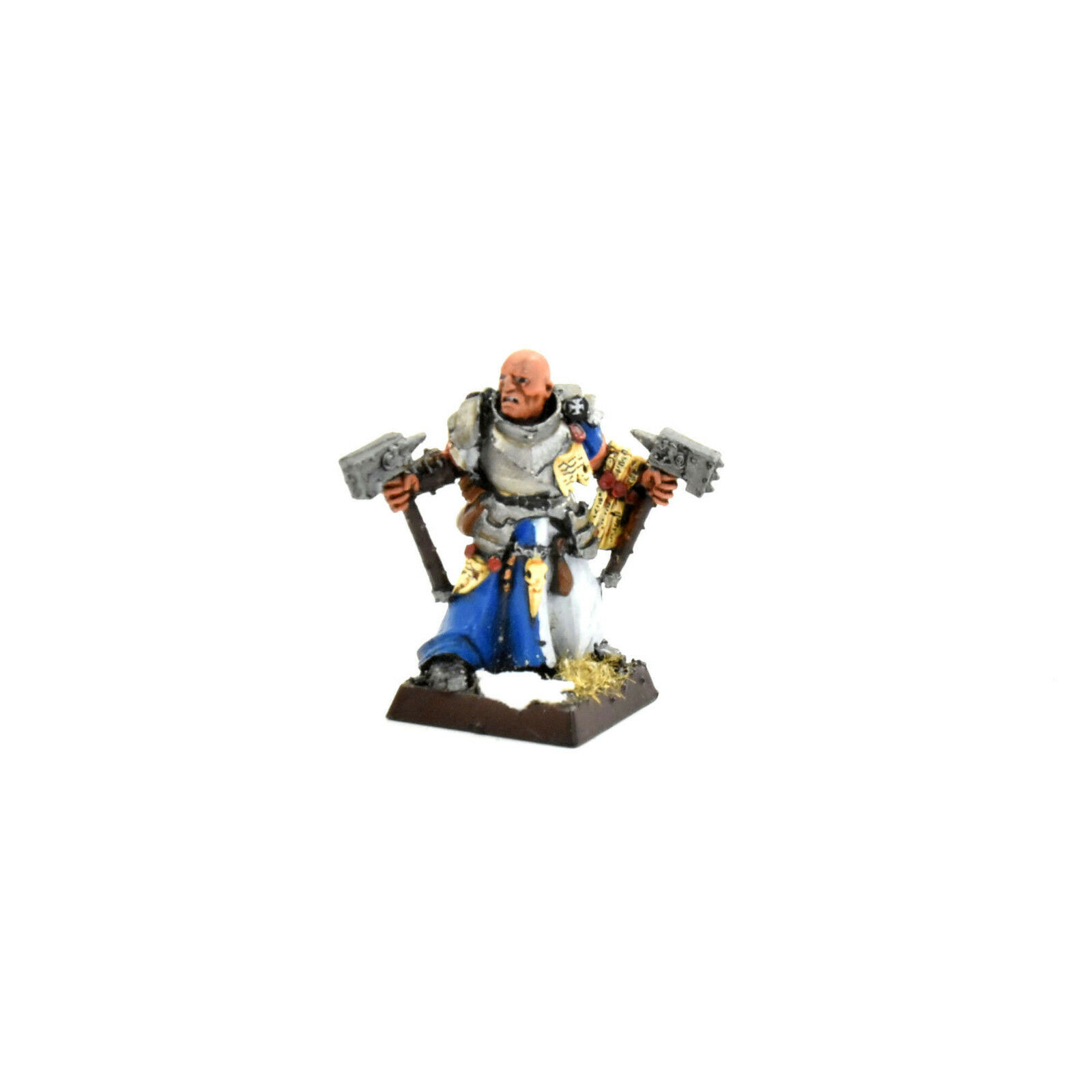 THE EMPIRE warrior priest METAL PRO PAINTED Fantasy free peoples Middenheim