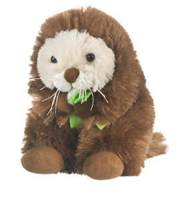 11 Cc Sea Otter Plush Stuffed Animal Toy New 653726244274 Ebay