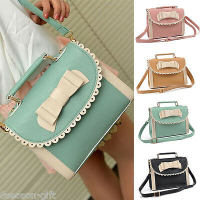 Women Handbags Shoulder Bag Leather Shoppers Satchel Totes Messenger Bags M0867