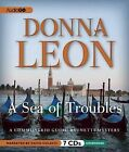 A Sea of Troubles by Donna Leon (CD-Audio, 2012)