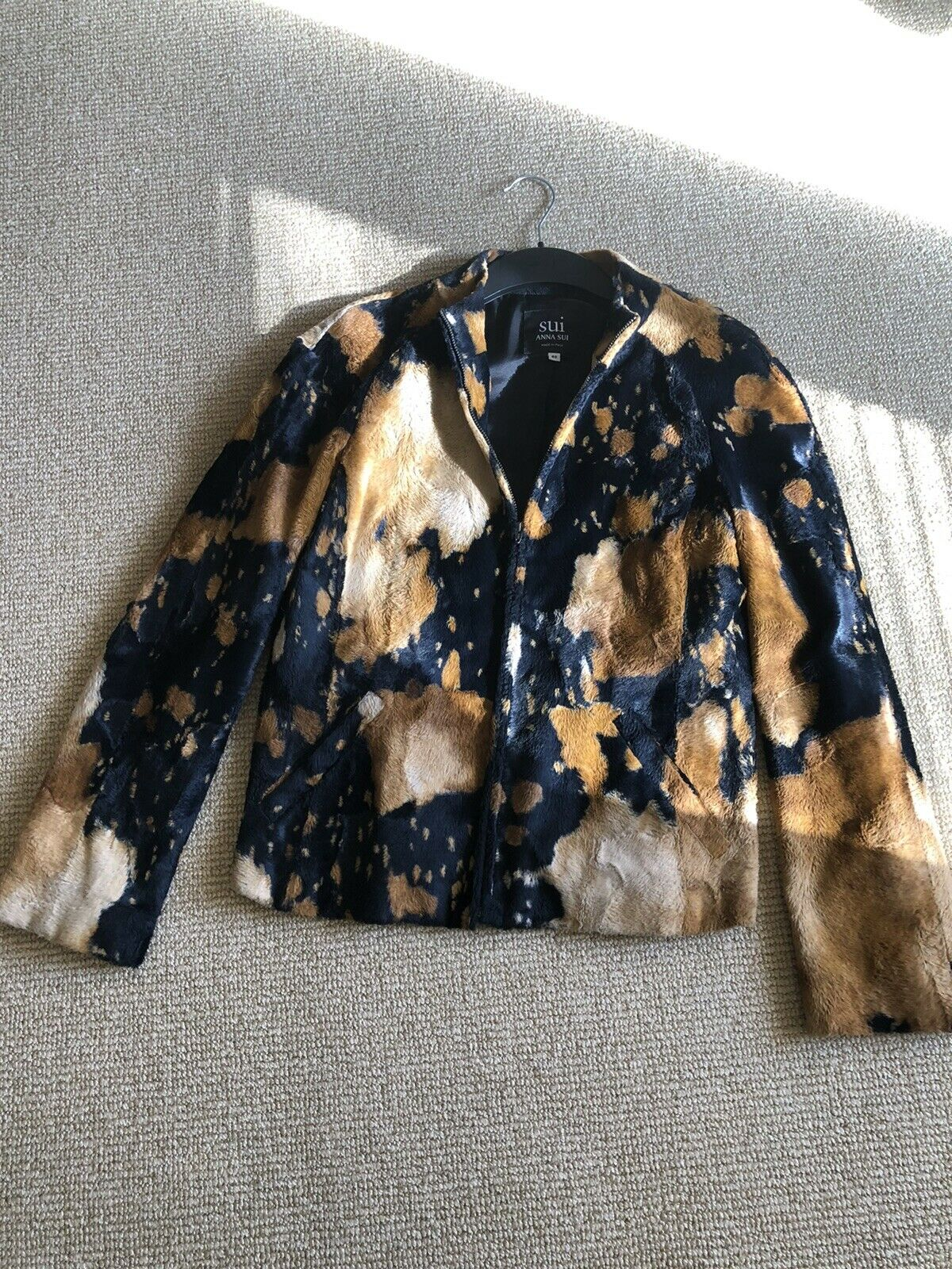 Pre Owned SUI-Anna Sui Vintage Ladies Jacket,Size… - image 1