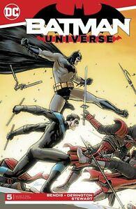 Batman-Universe-5-DC-Comics-2019-COVER-A-1ST-PRINT-BENDIS