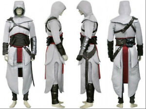Assassin S Creed Altair Ibn La Ahad Halloween Cosplay Costume Any