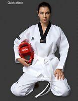 100%cotton High-quality Tae Kwon Do Children Adult Long Sleeve Taekwondo Uniform