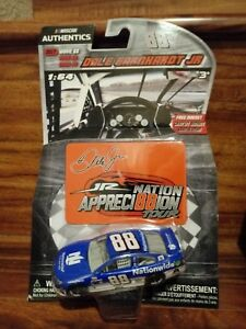 2017 Wave 88 Dale Jr Nationwide NASCAR Authentics 1//64 $1 COMBINED SHIPPING