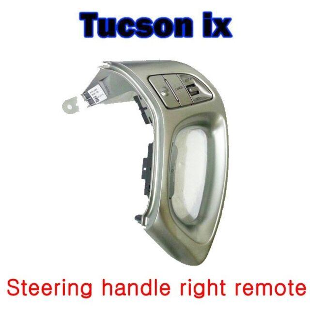 [Kspeed] (Fits: Hyundai 2010-2013 Tucson ix 35) Steering handle right remote