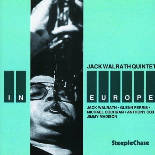 Jack Walrath Quintet - In Europe [CD]