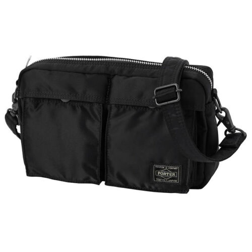 Yoshida Bag porter//citerne Sac bandoulière 622-68809 Noir Japon