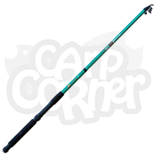 Sea Coarse Fishing Telescopic Rod /& Reel Set Feathers Mat 5x Floats Shot /& Hook