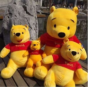 eecd7f723abd Giant Large Winnie The Pooh Bear Plush Jumbo Stuffed Animals soft ...