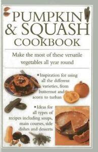 Ferguson-Valerie-Pumpkin-amp-Squash-Cookbook-UK-IMPORT-BOOK-NEW