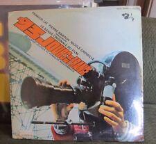 Francis Lai 13 Jours En France Rare French Soundtrack LP OST Saravah SEALED '69!