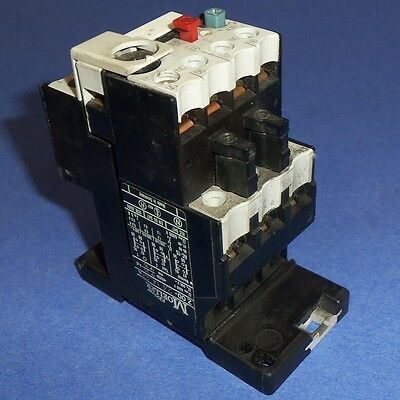 KLOCKNER MOELLER THERMAL 42...63A OVERLOAD RELAY ZW 7-63