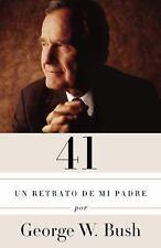 41: Un retrato de mi padre (Edición en español) (A Vintage Español Ori-ExLibrary