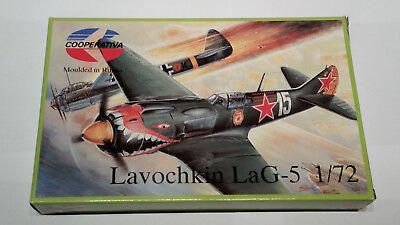 MPM Cooperativa R72002 Soviet Lavochkin La G-5 Russian Air Fighter 1:72 PE Parts