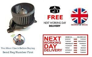 Brand New Heater Blower Fan Motor for Fiat Doblo 2010 Onwards 263 Models  ASK
