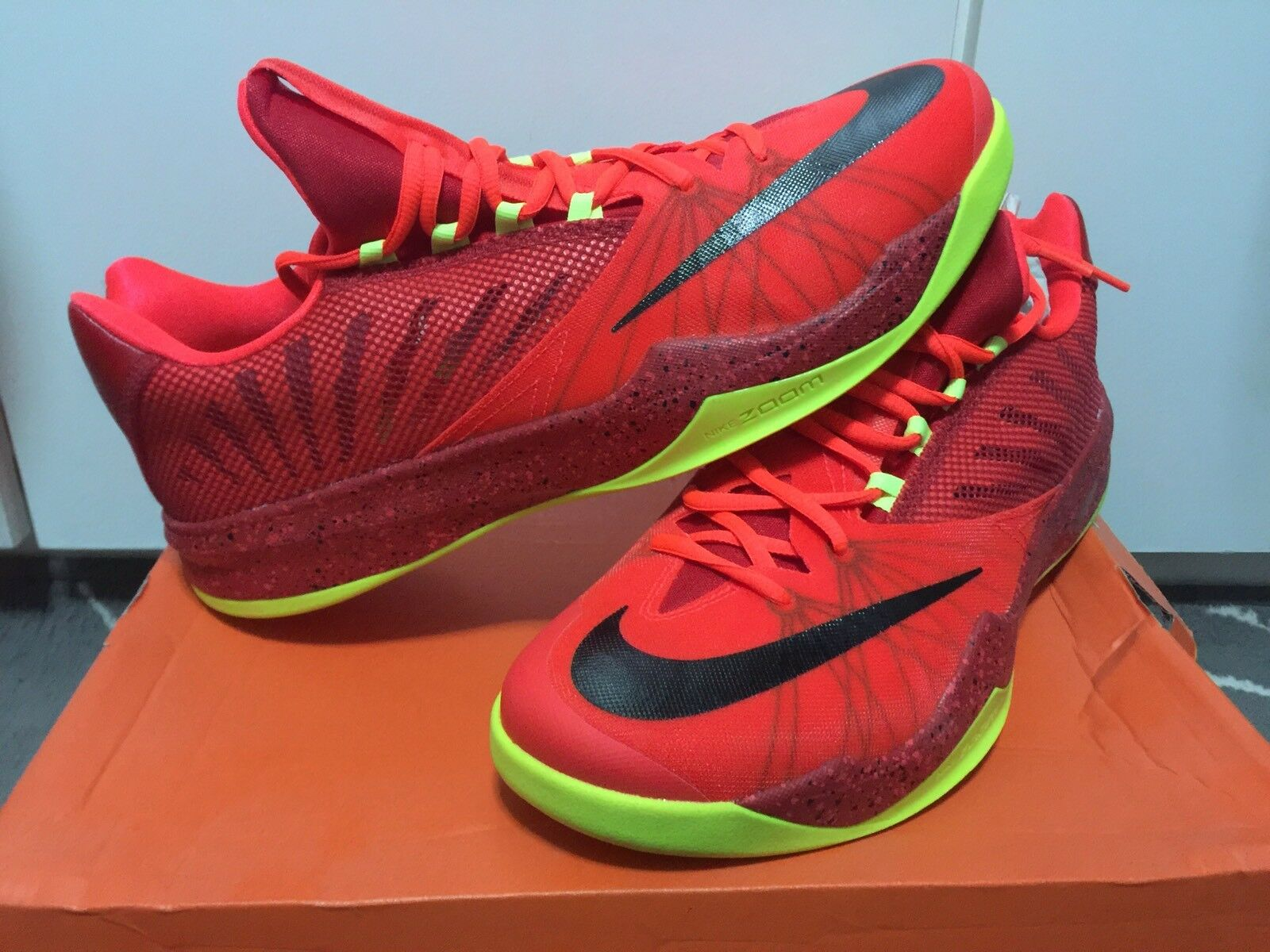 NIKE ZOOM RUN THE ONE PE JAMES HARDEN SIZE 11.5 10.5 718018 606