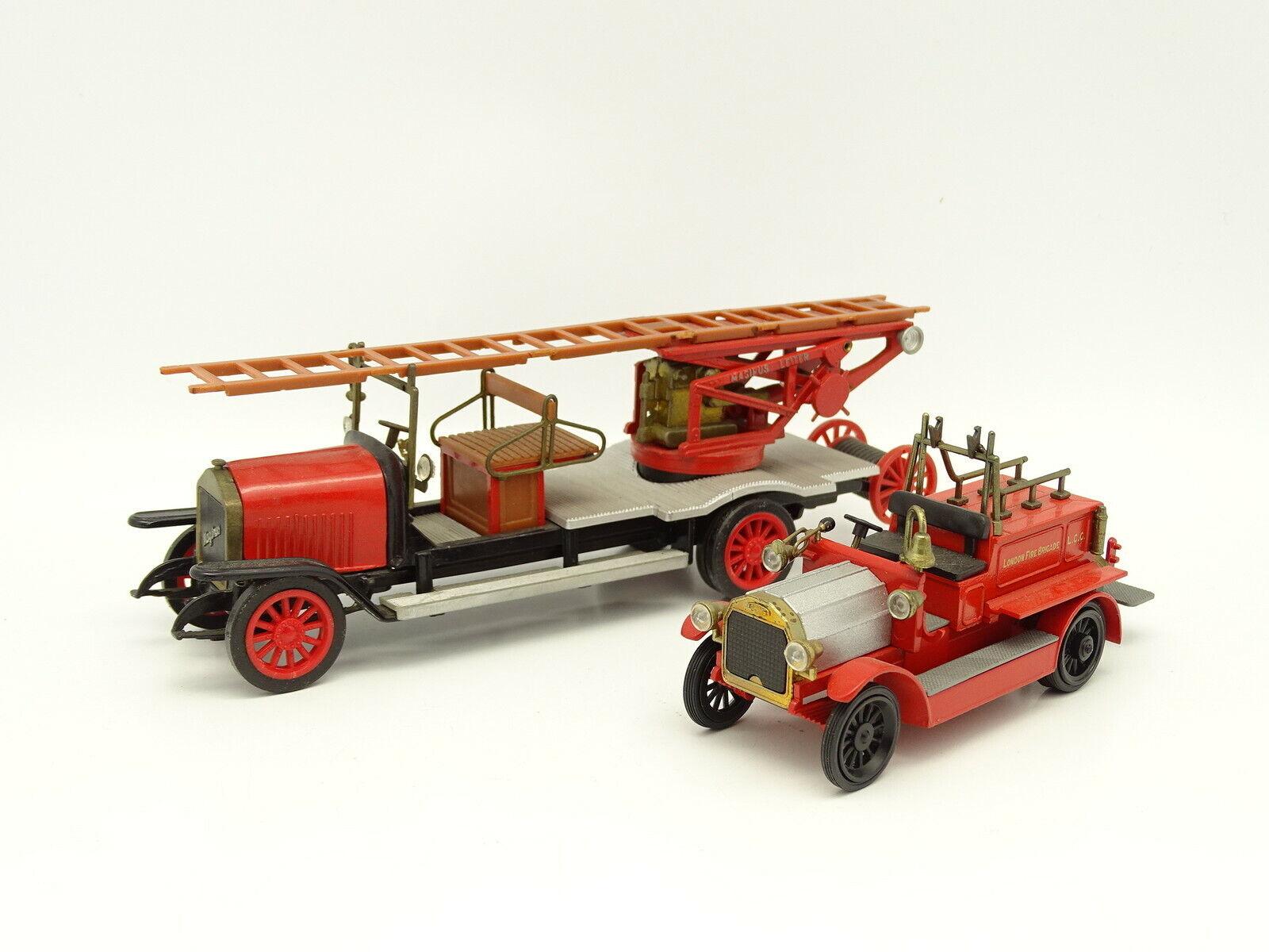 Conrad & Diano SB 143  Lotto Dennis London e Magirus Pompieri