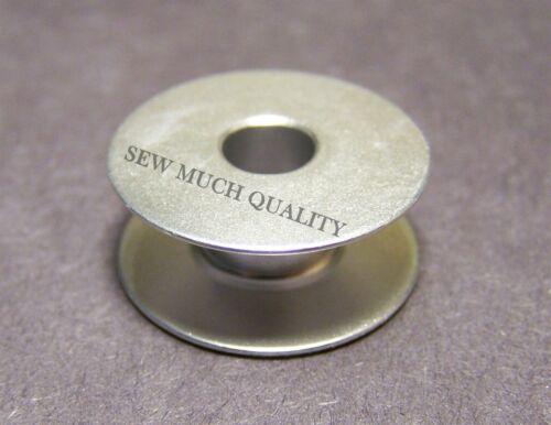 BOBBINS Aluminum Riccar 9900 R550 R551 R552 R570 R572 R650 R651 10,20,50,100ct