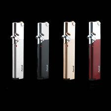 Fashion Cigar Butane Gas Refillable Jet Flame Flint Cigarette Lighter