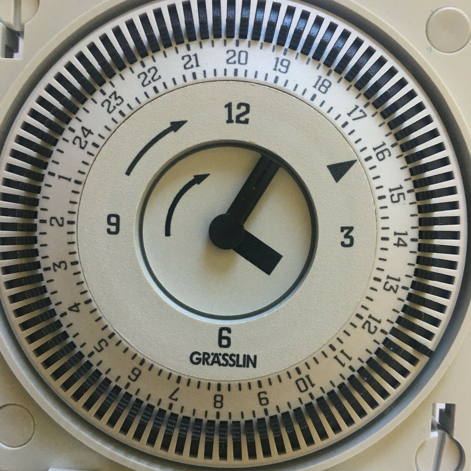 Grasslin standard timer time clock chlorinator pool electronic 24hr FM1STUZ
