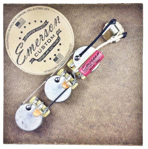 Emerson Custom Jazz Bass Prewired Kit
