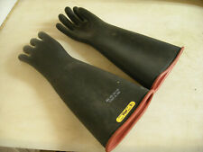 North Lineman Gloves E218rb Type 1 Class 2 18 Length Size 9 12 D120 Max Use Vo