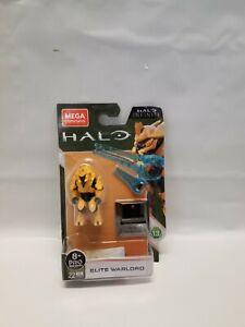 New Mega Construx HALO Infinite Pro Builders Series 13 ELITE WARLORD GVP39