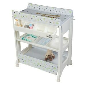 Superbe Image Is Loading Babylo Savannah Giraffe Baby Changing Unit Bath Changer