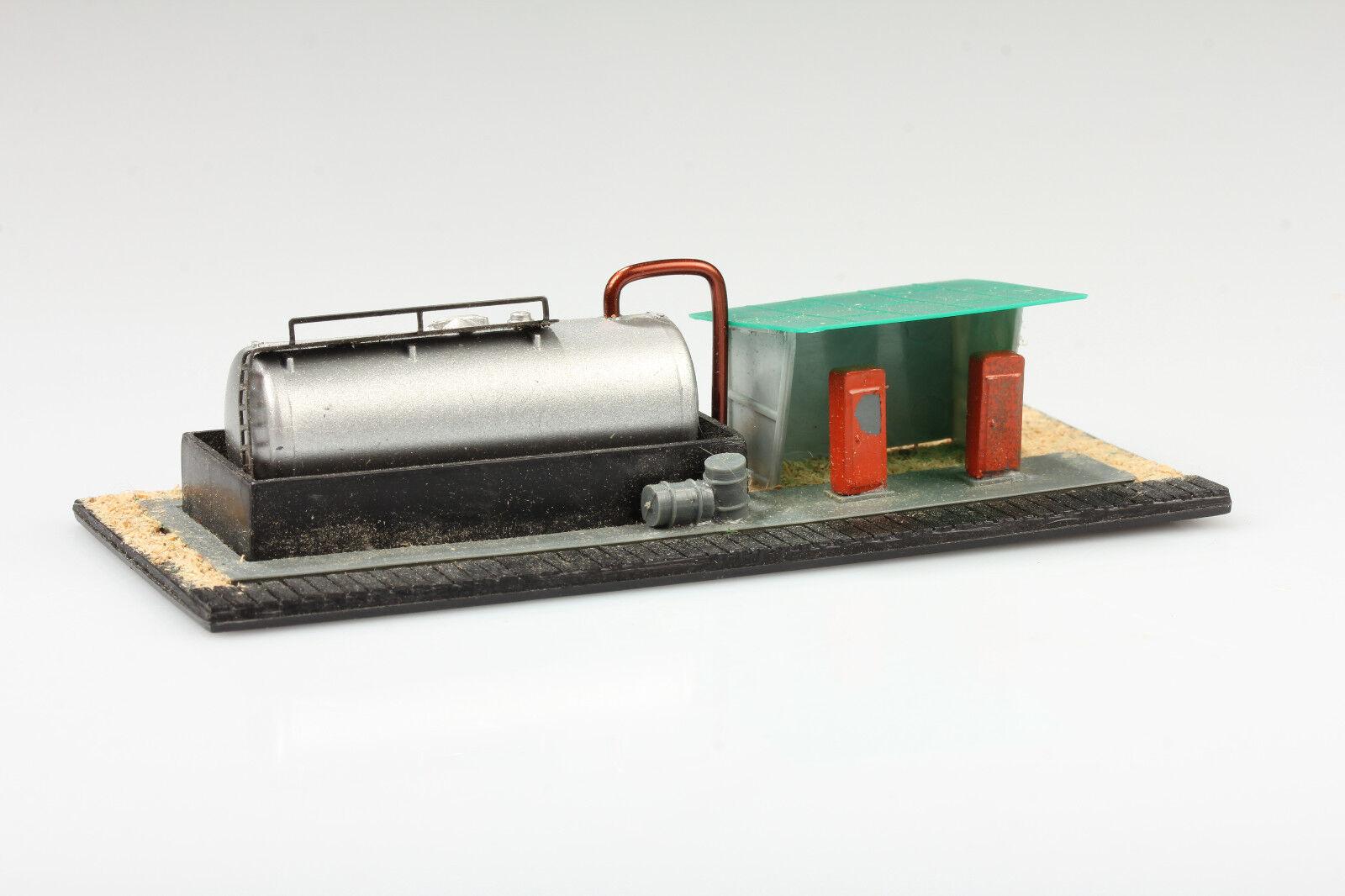 N bonita diesel diesel diesel gasolinera tanque apéndice suciedad deficiencias o. OVP cd62f0