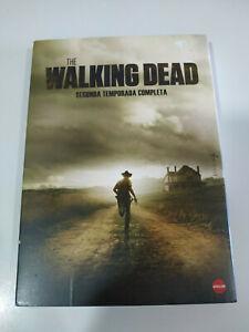 The-Walking-Dead-Segunda-Temporada-2-Completa-4-x-DVD-Espanol-Ingles