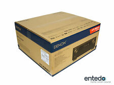 DENON avr-x4300h 9.2 AV-RECEIVER AMPLIFICATORE Dolby Atmos HDCP 2.2 Nero Nuovo