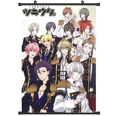 2759 Anime Tsukiuta The Animation Poster Wall Scroll cosplay  A