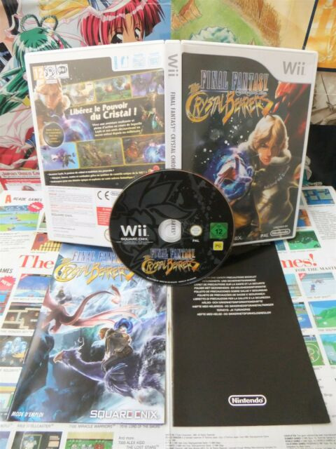 Nintendo Wii:Final Fantasy Crystal Chronicles - The Crystal Bearers [TOP]