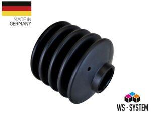 2-Stueck-Universal-Faltenbalg-Gummi-Manschette-Anhaenger-L-22mm-57mm-22mm
